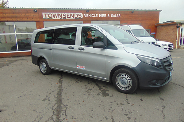 Minibus and People Carriers for Hire, Rugby, Northampton